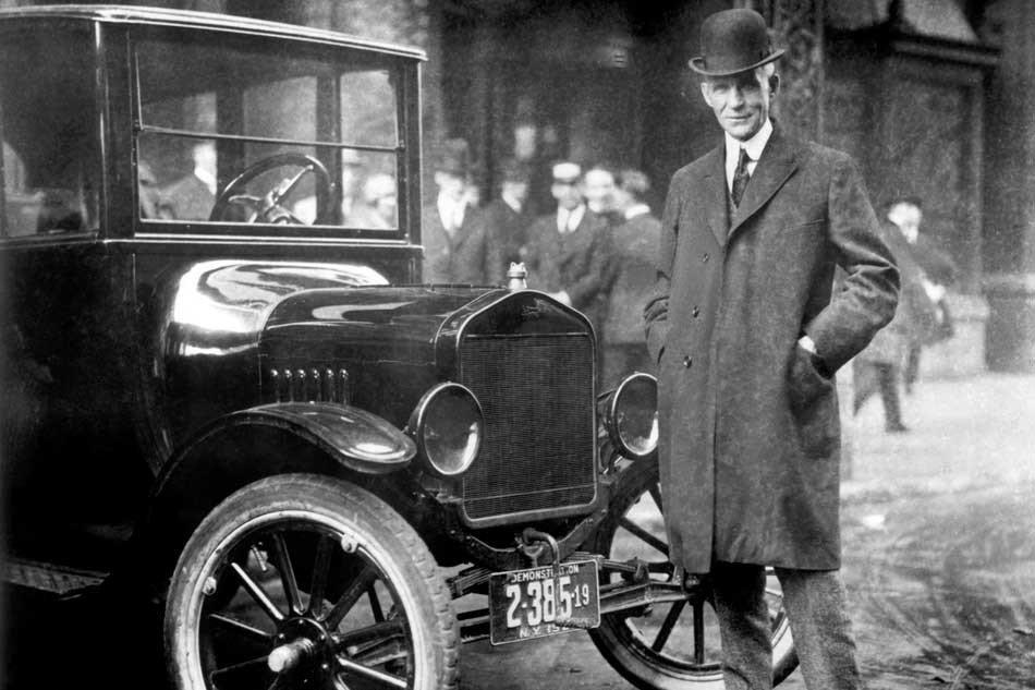 Henry Ford - riciclaggio - stampa 3D - componenti meccanici - polveri acciaio - 3D4STEEL - azienda meccanica - metodi additivi - toyota