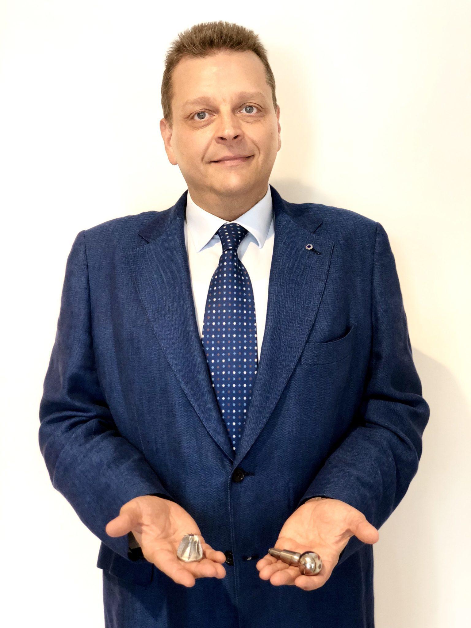 L'uomo dell'acciaio Ivano Corsini e la nuova soluzione 3D4Steel