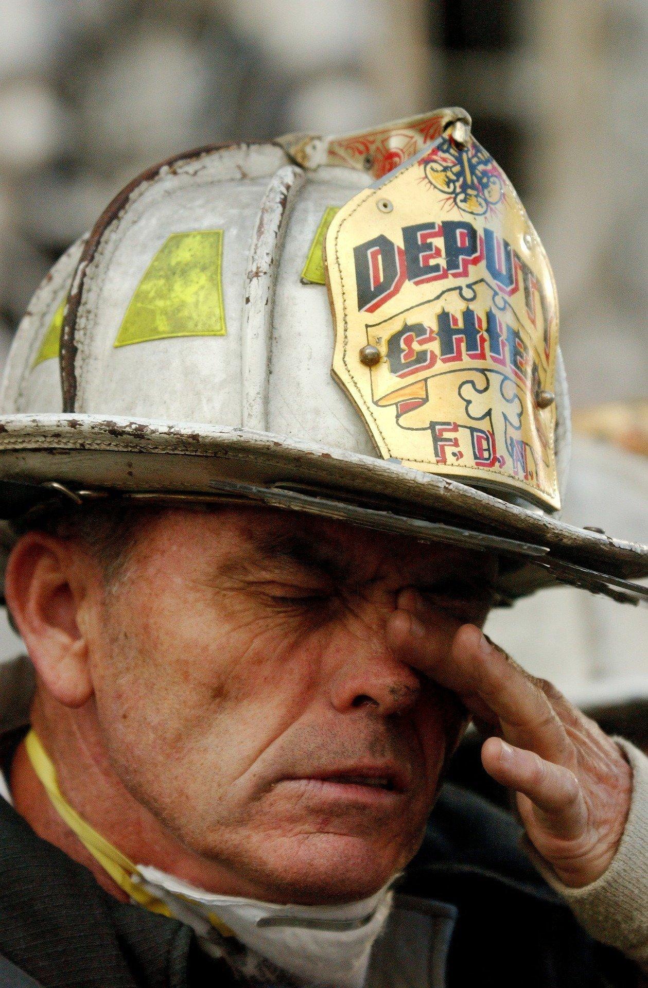 """""""Quei cilindri di Argon erano super sicuri"""" dichiarò il pompiere dopo aver spento l'incendio killer…"""