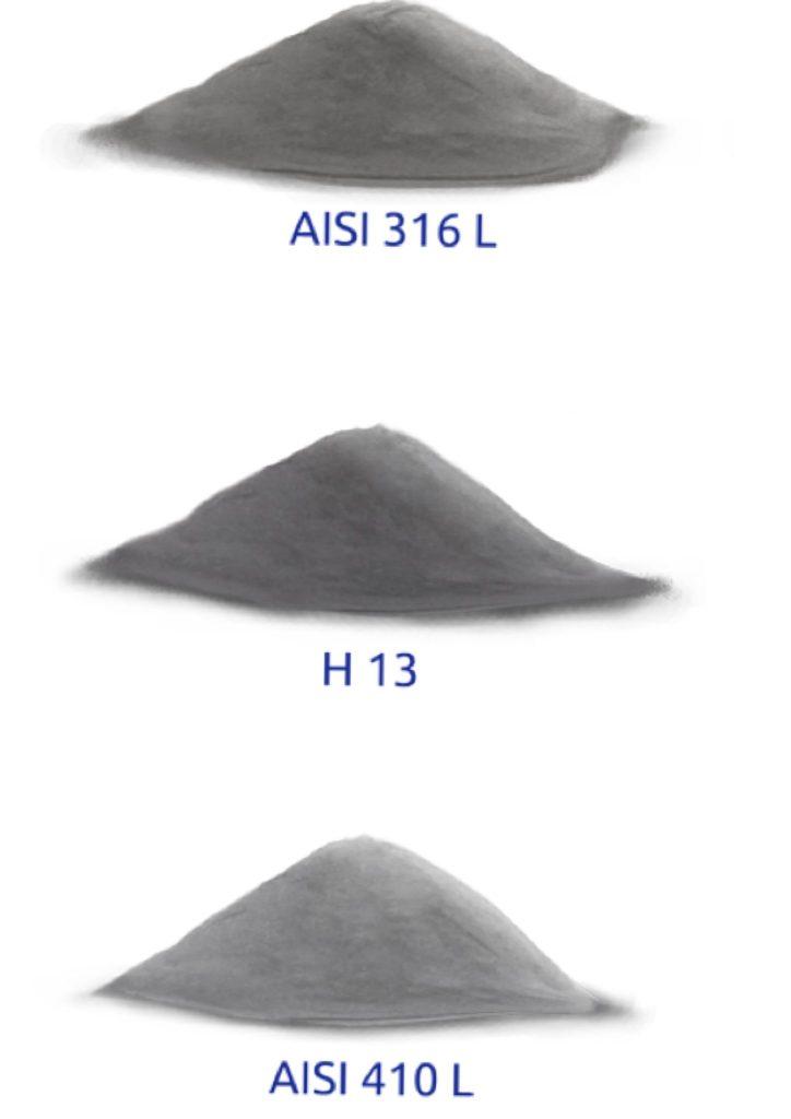 Benefici stampa 3D per soli acciai- 3D4STEEL - risparmio polveri costi
