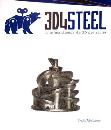 stampa 3D per la meccanica