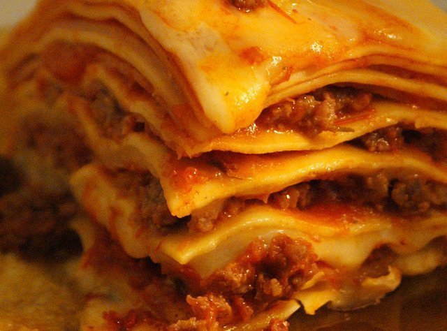 lasagne- stampa 3D layer by layer