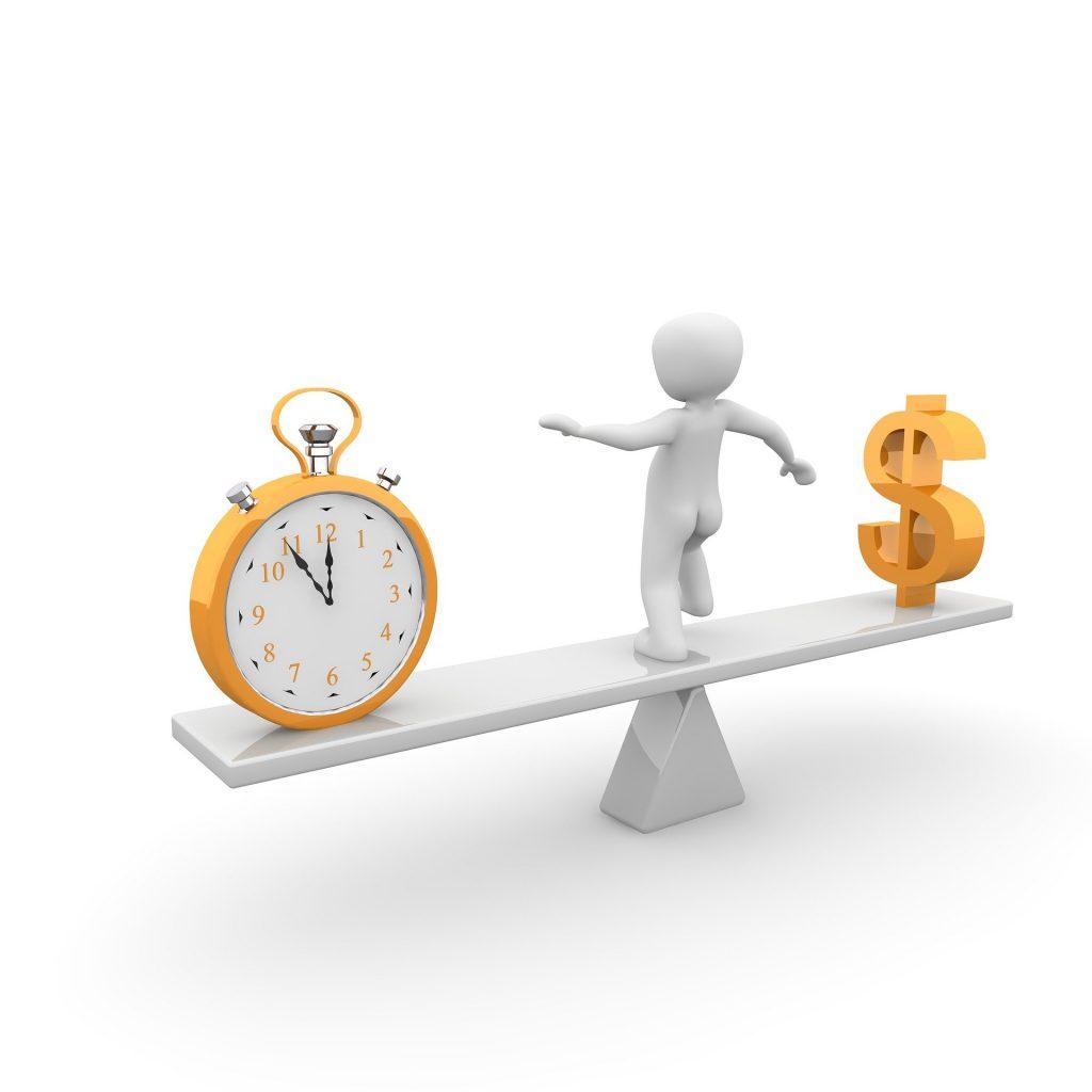 tempo e denaro guadagnato con una stampante 3D