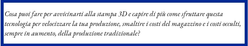 box-domande imprenditori stampa 3D