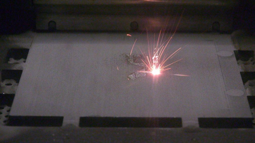 laser- stampa 3d