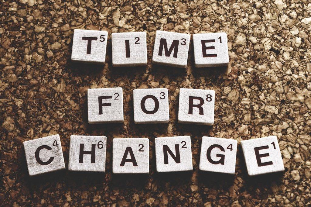 metodi tradizionali - sistemi additivi - change