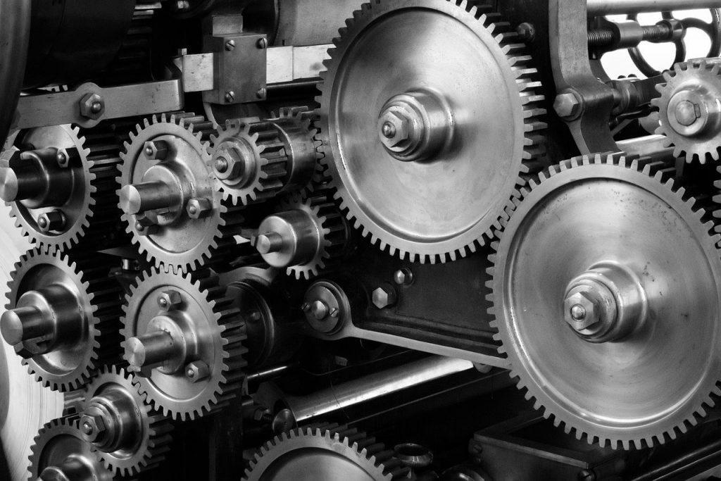 settore meccanico - azienda meccanica