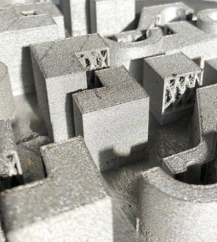stampa 3D componenti meccanici
